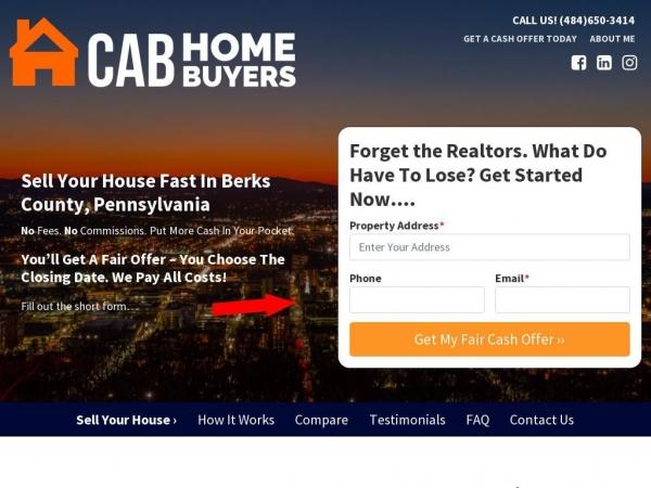 cabhomebuyers.com
