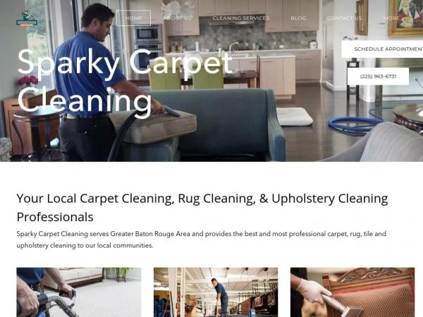 sparkycarpetcleaning.com
