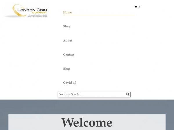 thelondoncoincompany.com