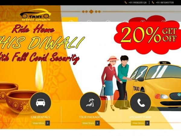taxiservicegurgaon.com