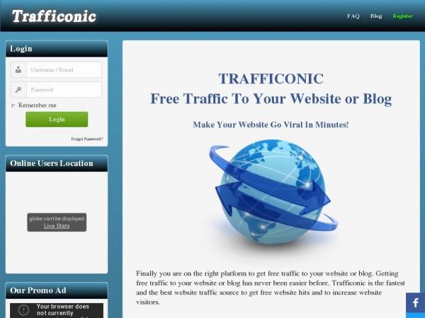 trafficonic.com
